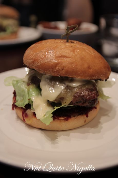 Charlie & Co. Burgers, Sydney
