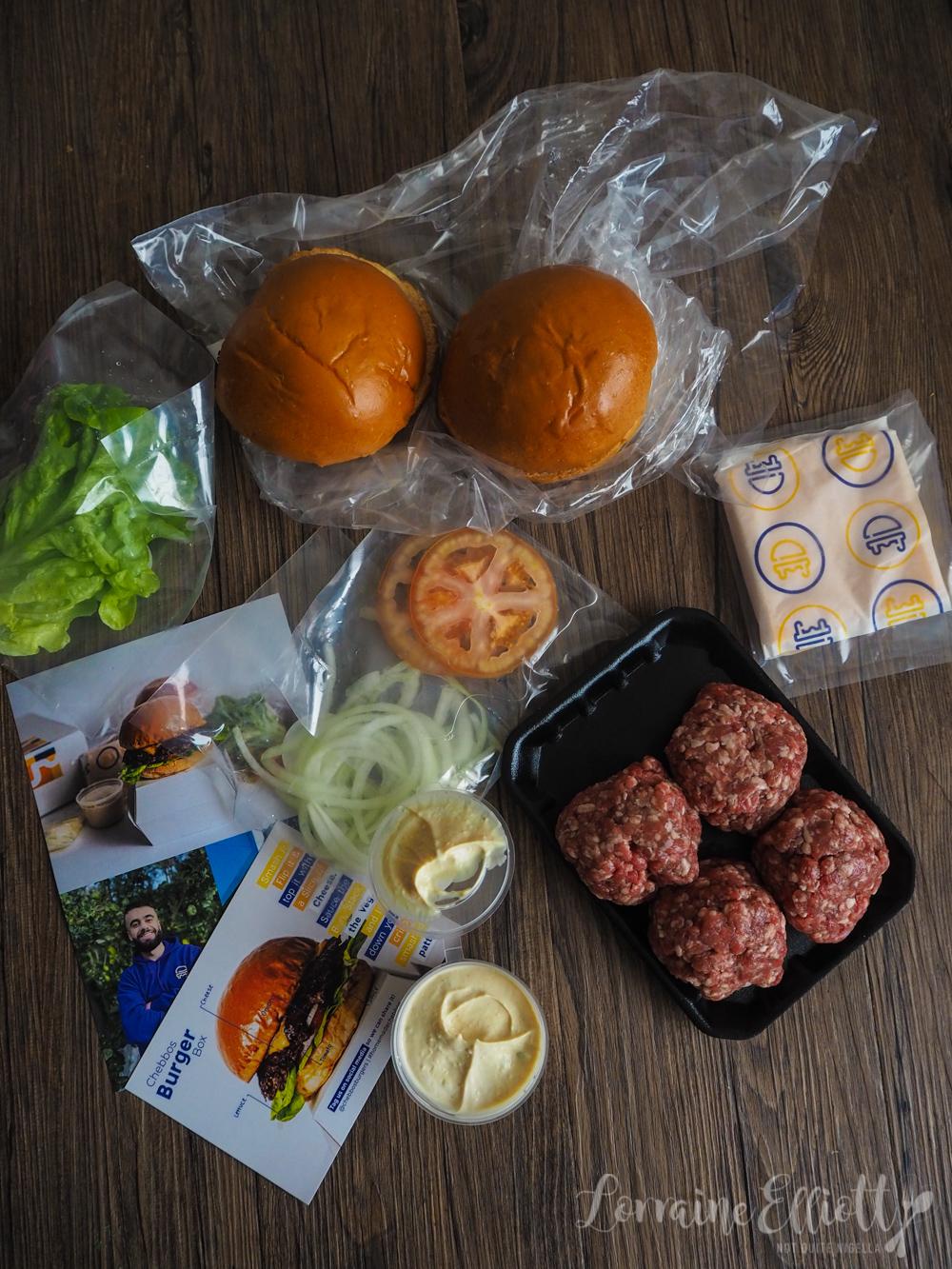 Chebbo's Burger Kits
