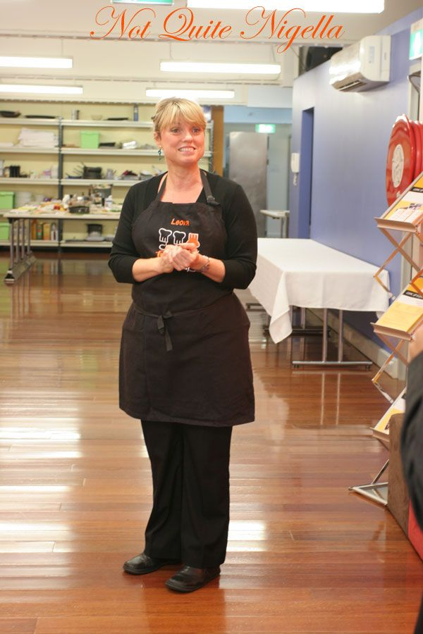 Cheeky Food group Cooking Class introductions