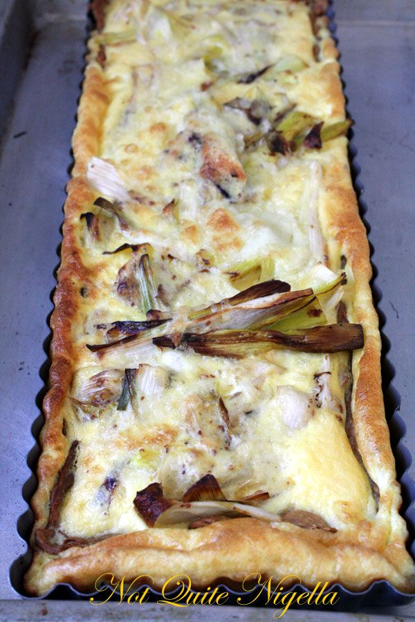 difference quiche tarte