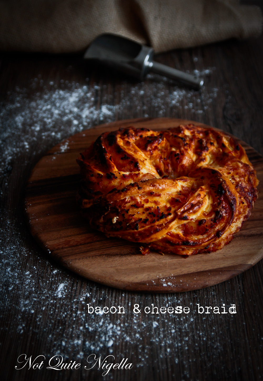 Cheese and Bacon Bread