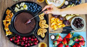 Cheese & Chocolate Fondue And Hot Buttered Rum Night!