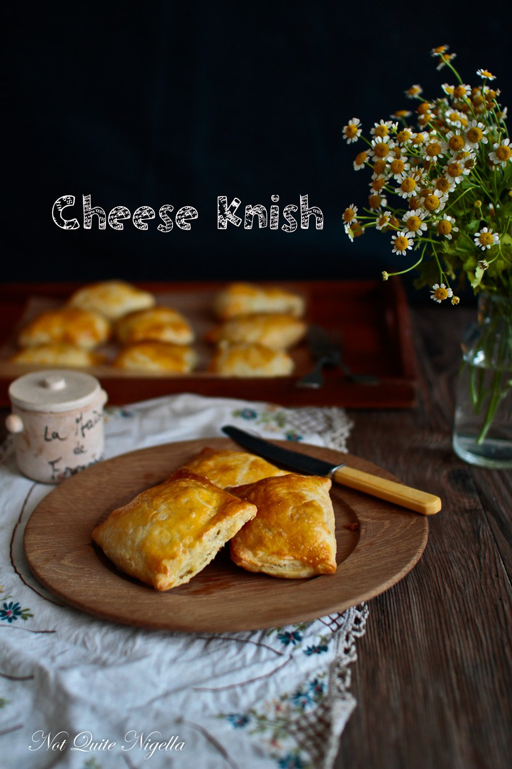 Cheese Knish Pastry Recipe Not Quite Nigella