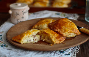 How To Warm Up This Winter With Cheese Knishes!