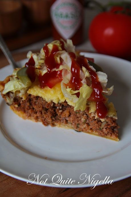 cheeseburger pie recipe