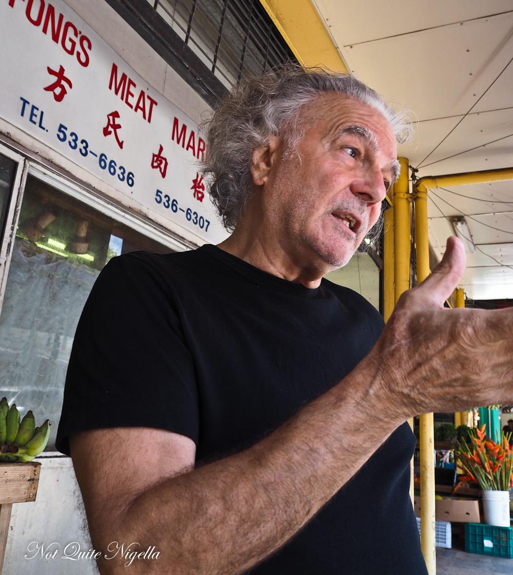 Chef Mavro Honolulu