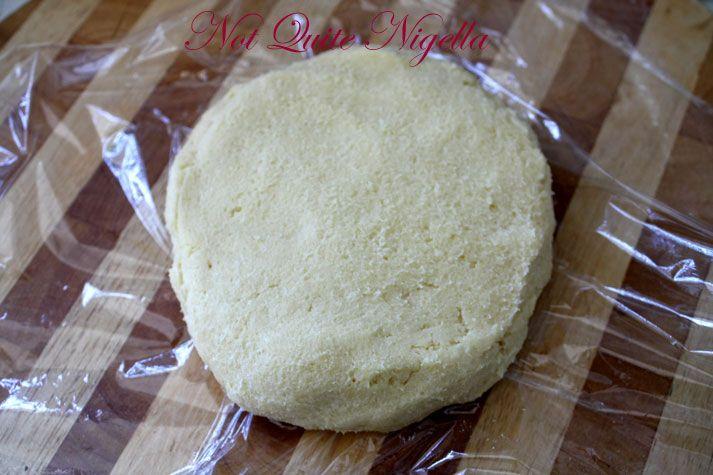 Cherry & Rose Bakewell Tart - Daring Bakers June 2009 challenge