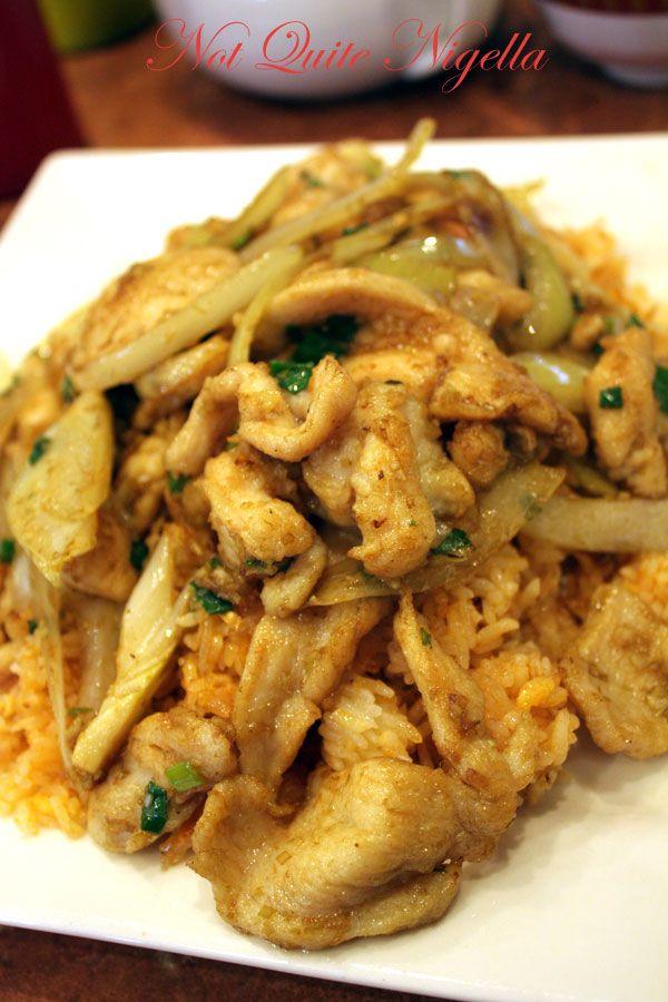 Cheung Sing BBQ House Lemongrass chicken