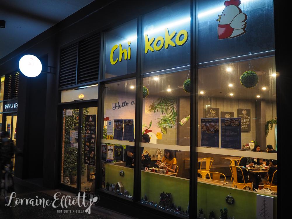 Chi Koko, Hurstville