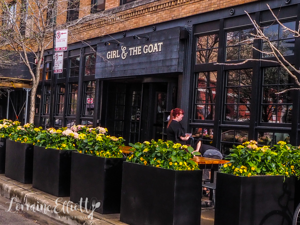 Chicago West Loop Best Food