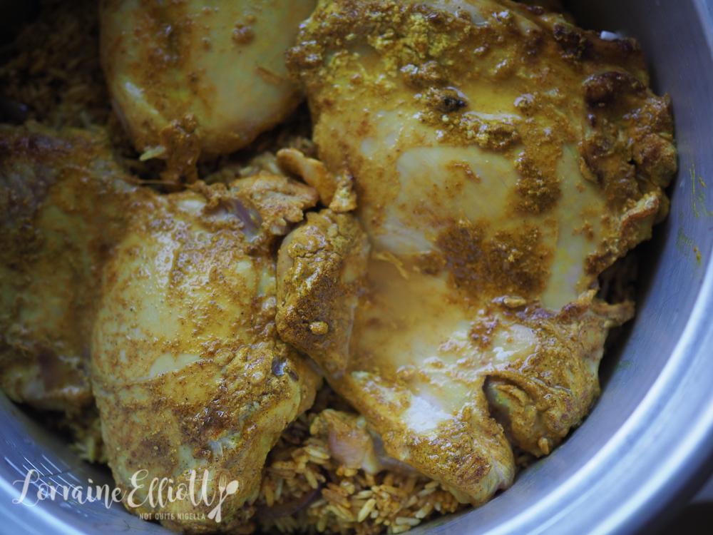 Chicken Biryani easy recipe