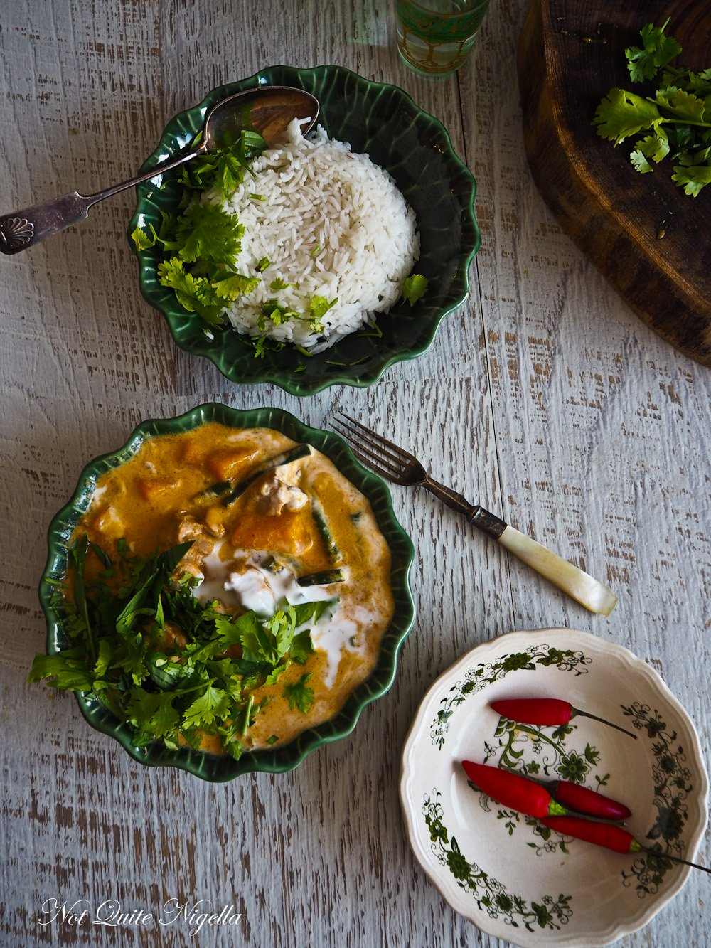 Chicken Mango Curry