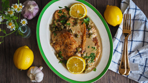 YUMMY & EASY Chicken Piccata