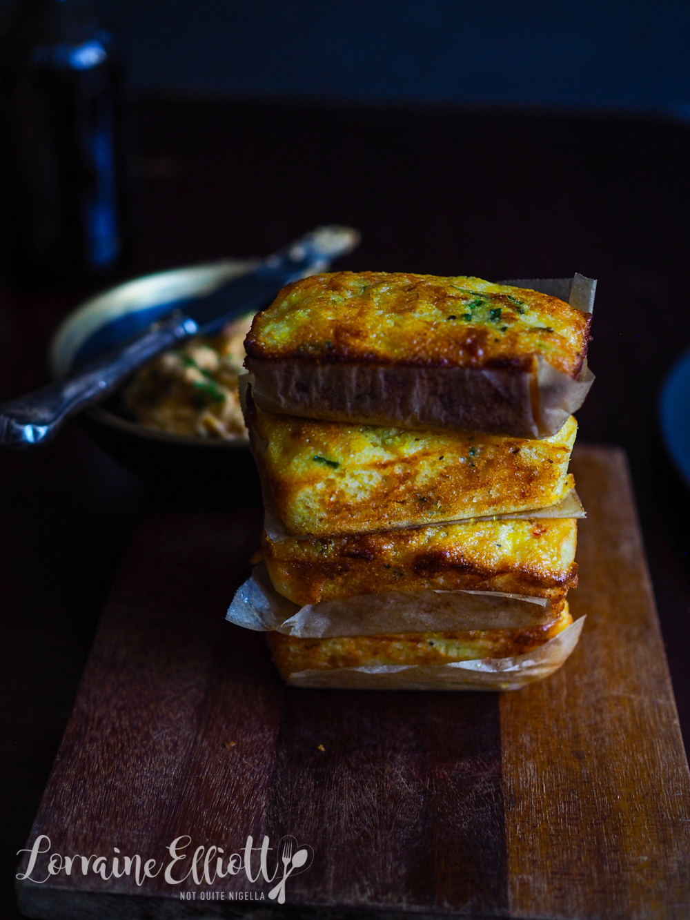 Chilli Cheese Cornbread