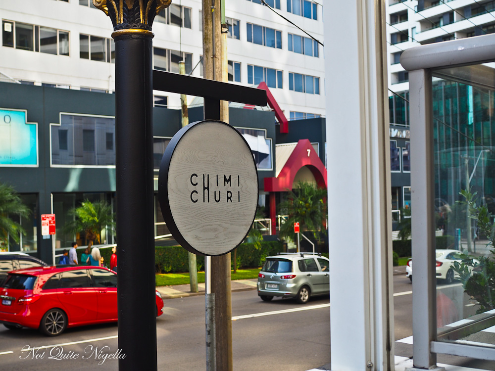 Chimichuri Cafe Chatswood