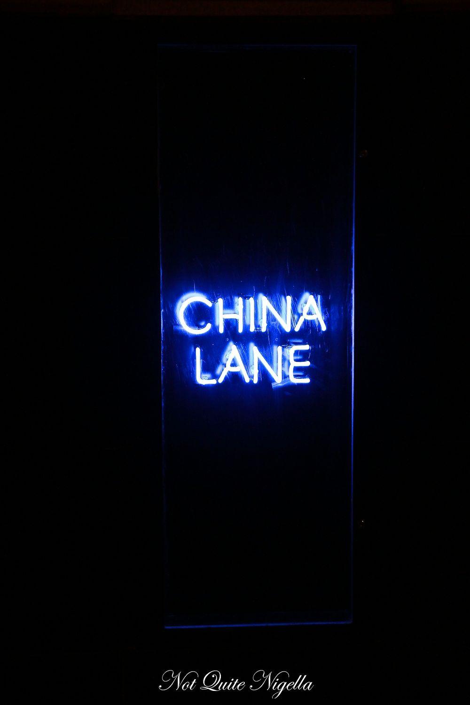 china lane sydney