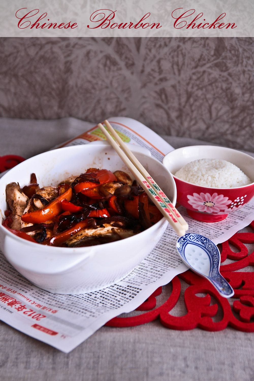 chinese bourbon chicken