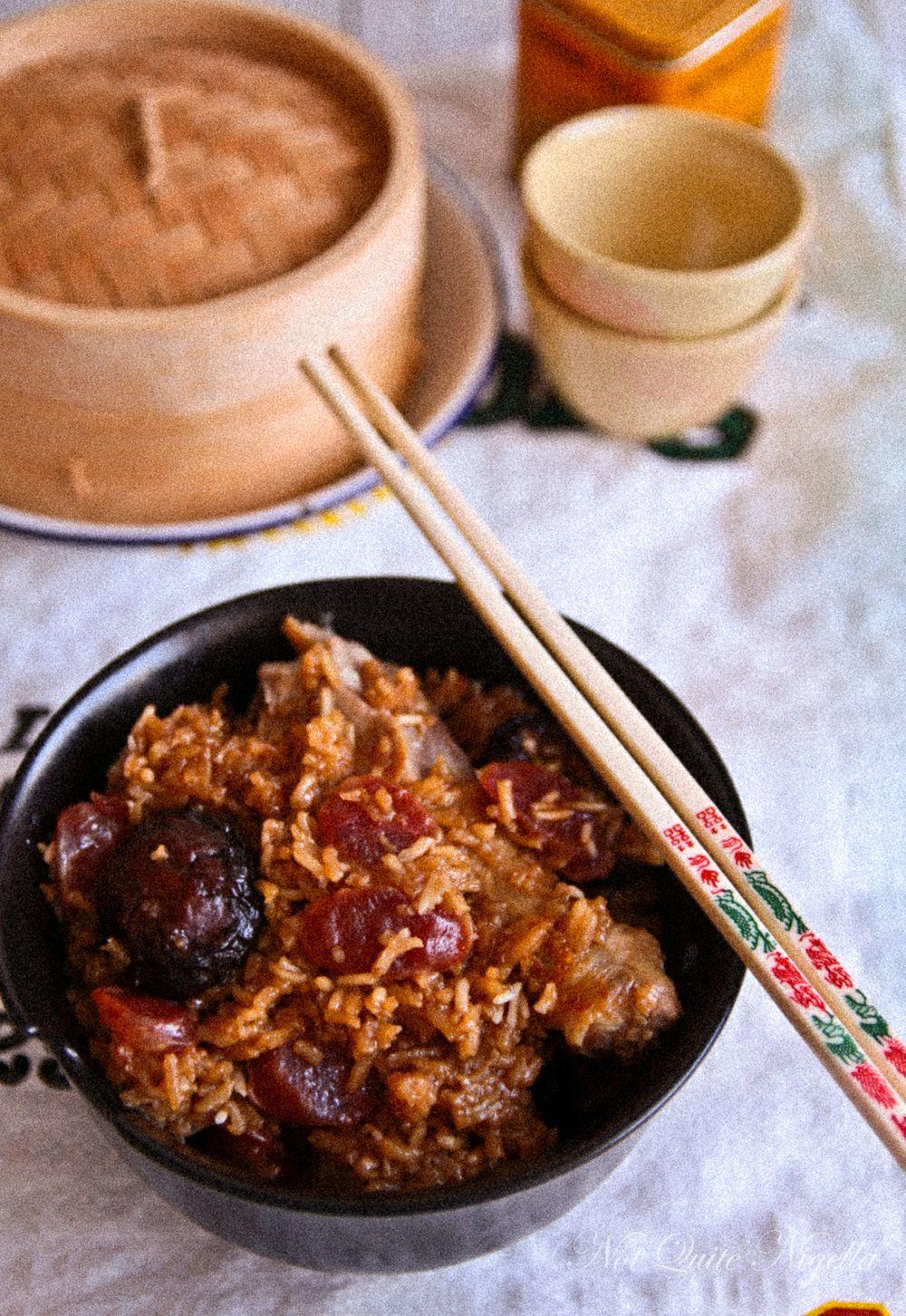chinese chicken rice