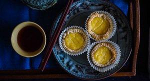 You Make My Tart Melt: Chinese Egg Custard Dan Tarts