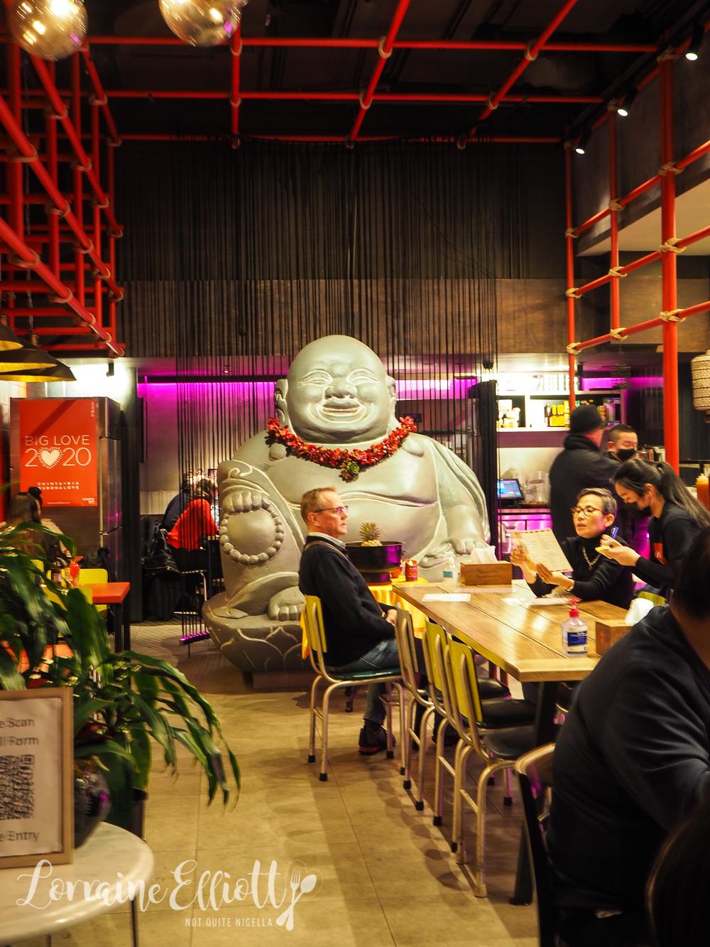 Chinta Ria, Buddha Love, Darling Square
