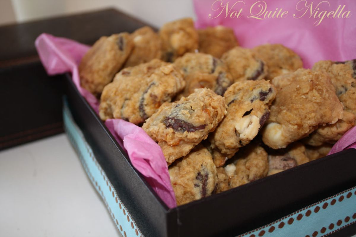 Chickpea Chocolate Chip Cookies Deceptively Delicious
