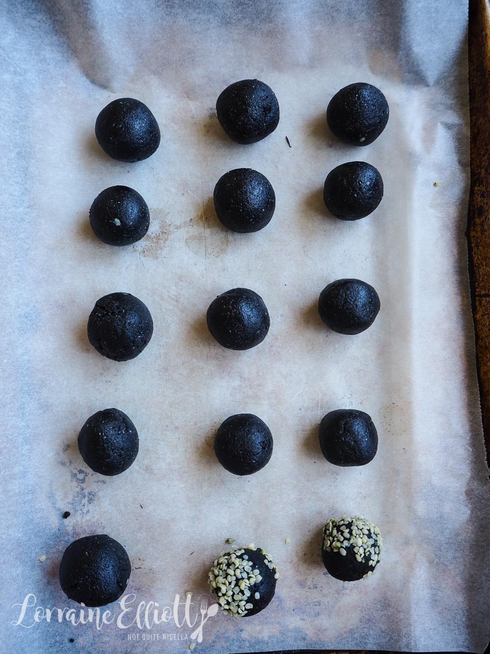 Hemp Recipe Hemp balls