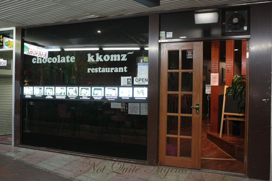 Chocolate Kkomz, Eastwood