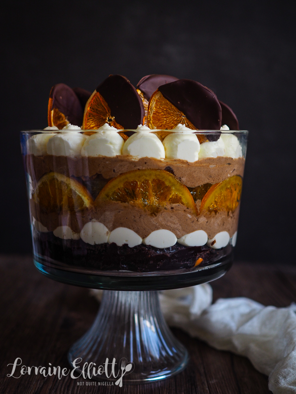Woolworths Chocolate Orange Mud Cake Hack Tiramisu Trifle