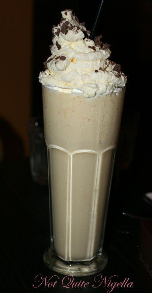 Chocolateria San Churro Mango shake