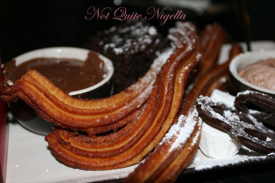 Chocolateria San Churro Tapas
