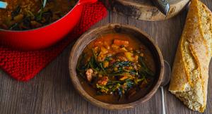 EASY Chorizo, Lentil & Fennel Stew