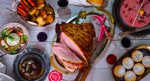 Ham-Tastic! Two Amazing Christmas Ham Glazes and Three Easy Sides To Reduce Hamxiety!