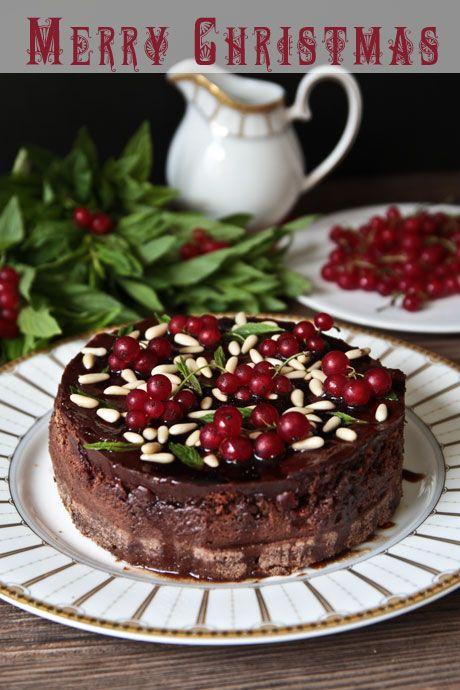 ham root beer, chocolate pomegranate cake