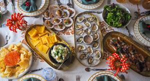 A DELICIOUS Italian Christmas Feast!