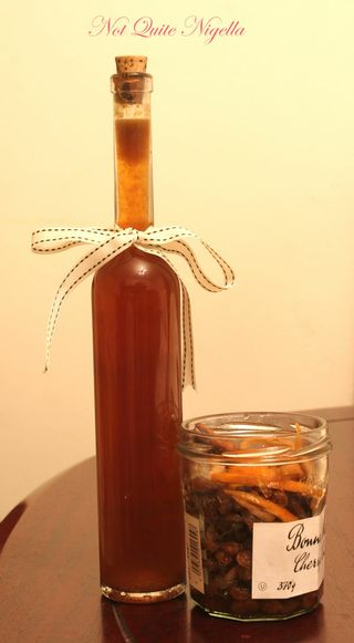 Christmas pudding vodka