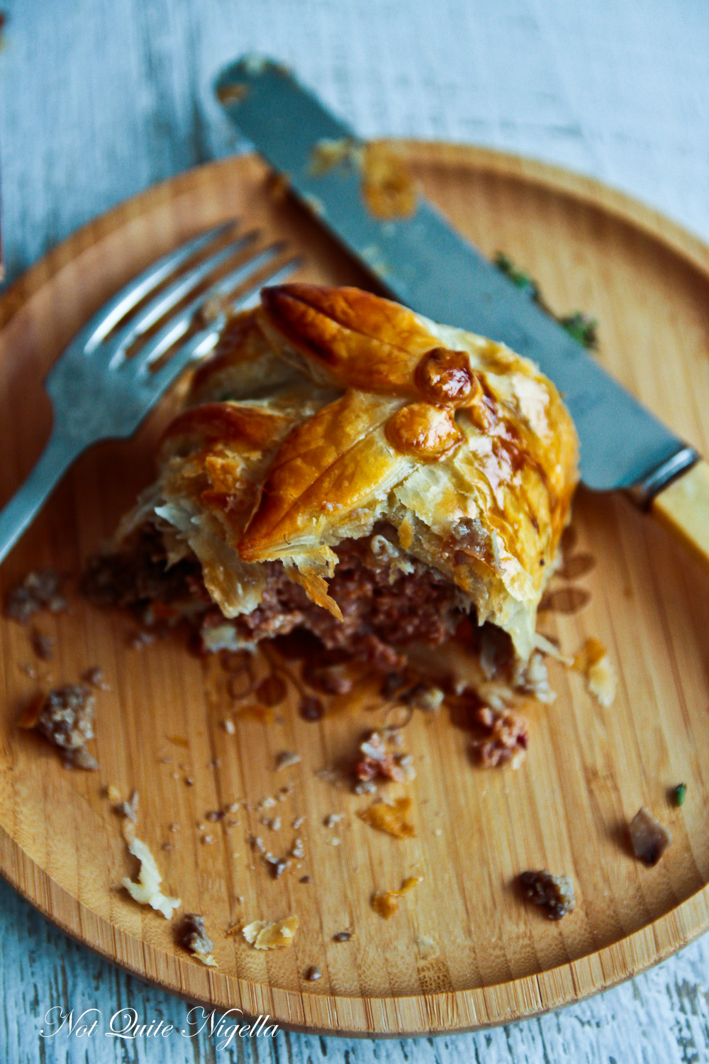Christmas Beef Wellington