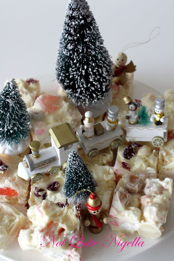Christmas Wonderland Rocky Road