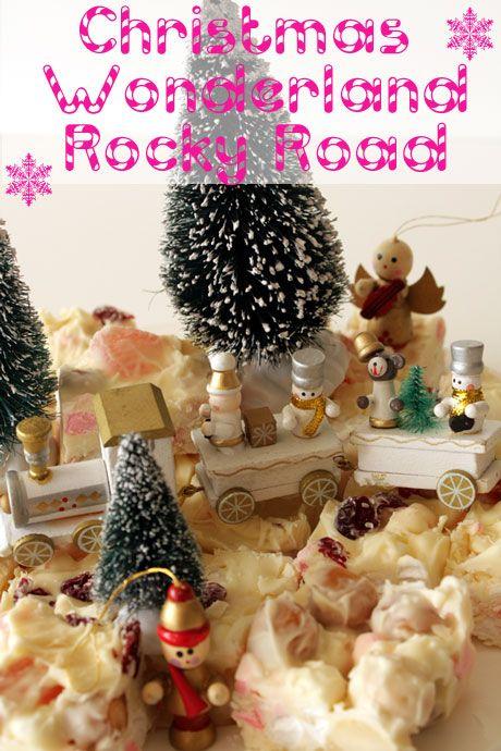 Christmas Wonderland Rocky Road