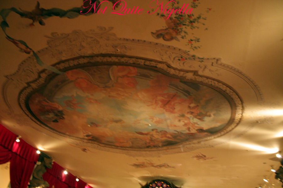 Christon cafe tokyo ceiling