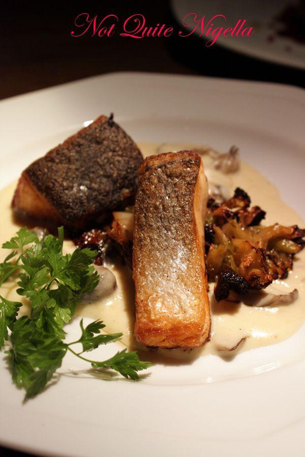 Christon cafe tokyo salmon steak