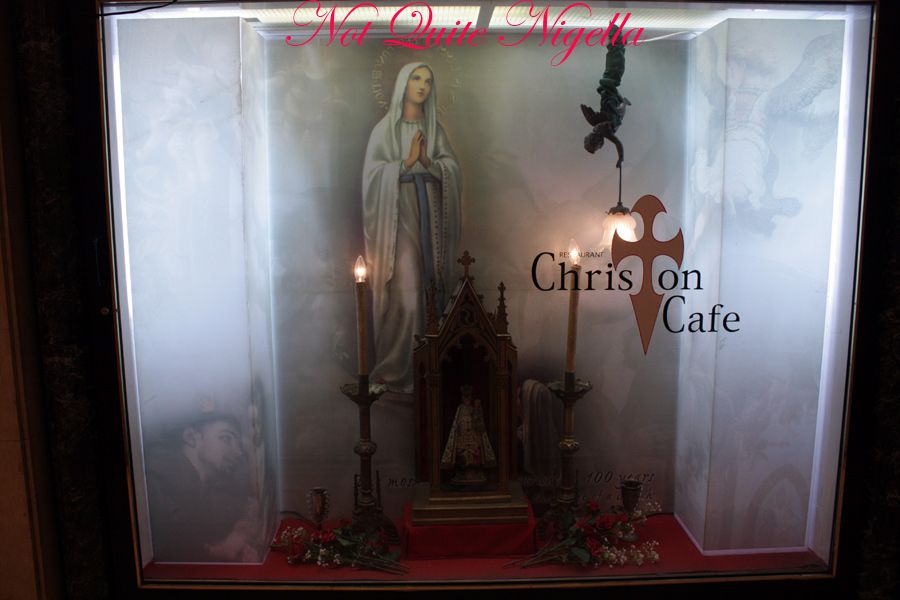 Christon cafe tokyo