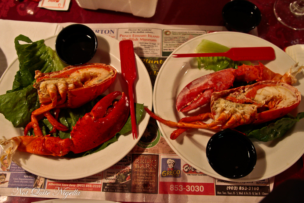St Ann's Lobster Suppers
