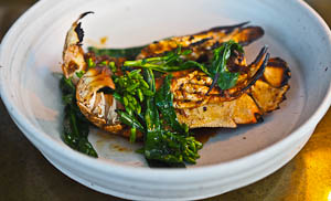 On The Waterfront: Cirrus Dining, Barangaroo