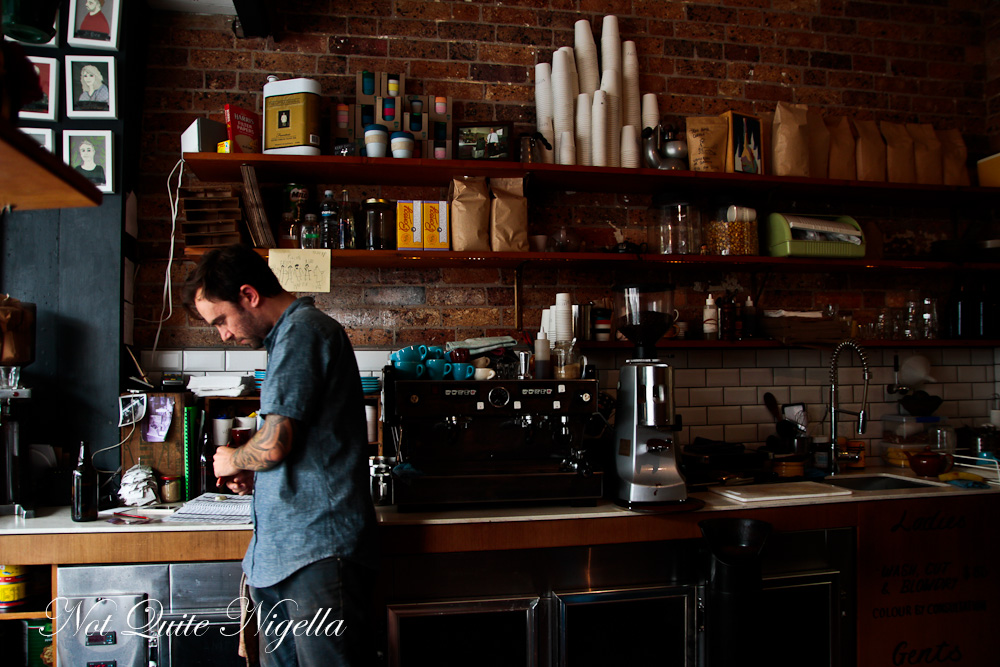 Cleveland's Salon Cafe Redfern
