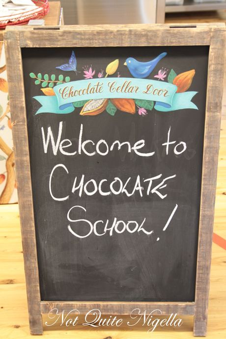 coco chocolate school