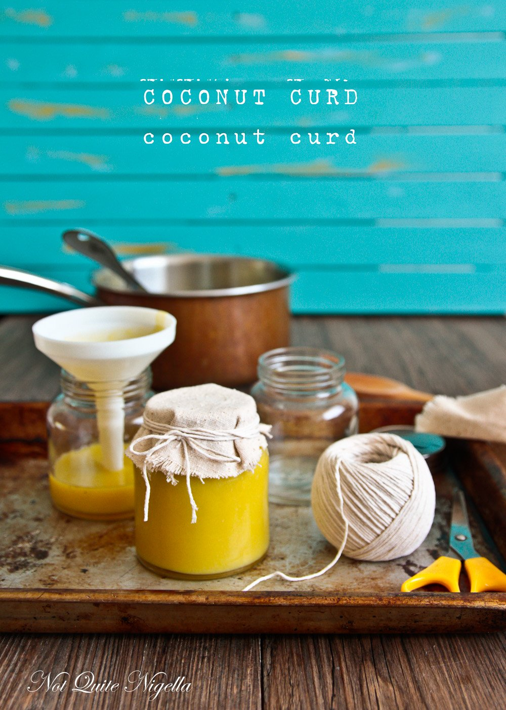Coconut Curd