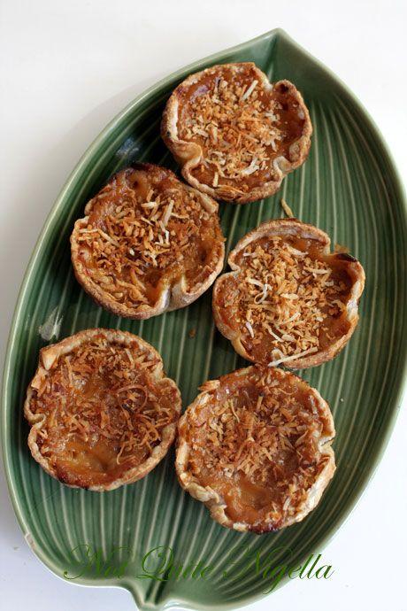 coconut portuguese tart 2