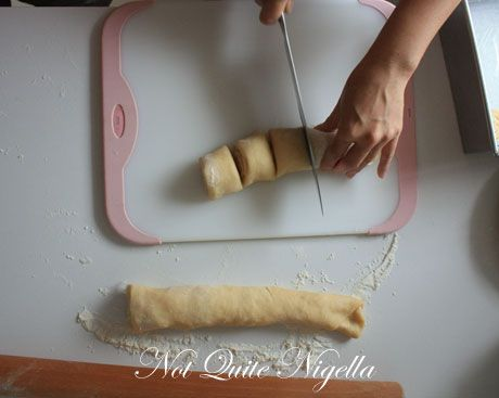 cutting pastry 1