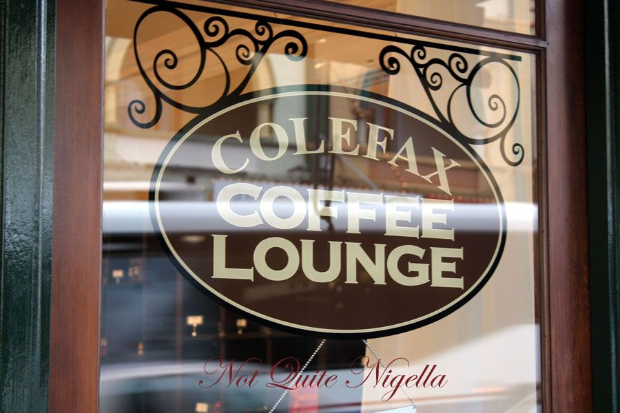 Colefax Coffee Lounge and Chocolate Shop, Haberfield