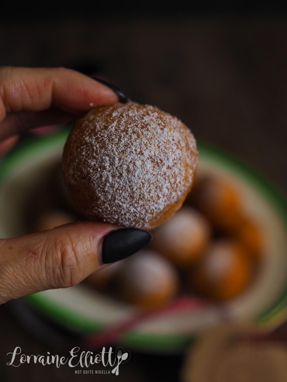 Colombian Buñuelos Donuts